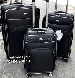 Vali kéo HP VLX 015 28 inch – Đen