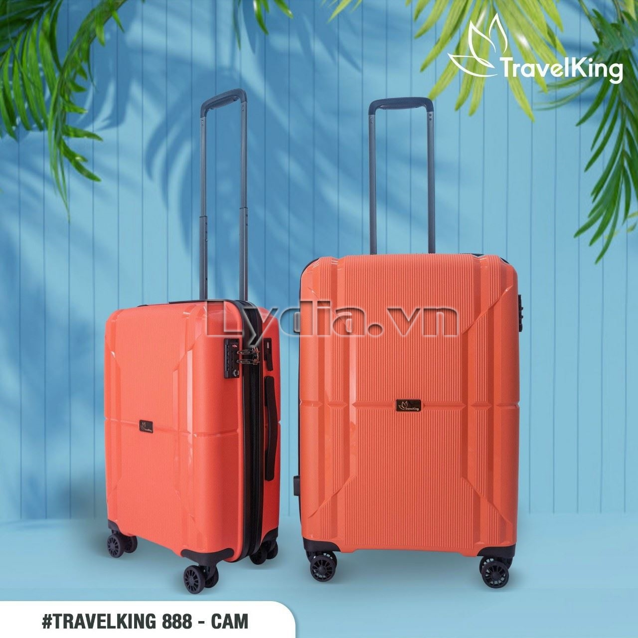 XẢ KHO SALE 45% TRAVELKING 888 SIZE 20 CAM