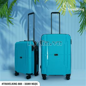 VALI TRAVELKING 888 SIZE 20 XANH