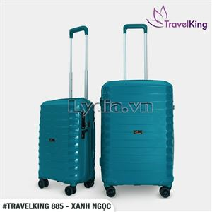 VALI TRAVELKING 885 SIZE 24 XANH
