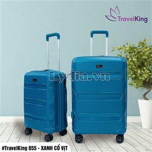 VALI TRAVELKING 855 SIZE 24 XANH